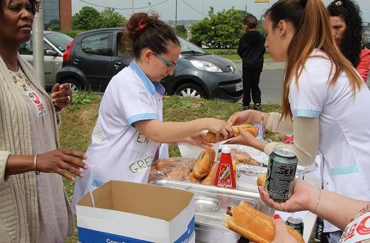 Les infirmières obtiennent leur prime et cessent la grève à l'hôpital de Marne-la-Vallée