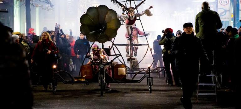 Fête de la musique : du cirque sur tous les tons à Créteil