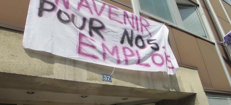 Plus d'emploi aidé, moins de plans sociaux mais plus de chômage partiel en Val-de-Marne