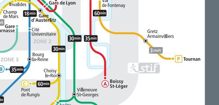 Fête de la musique 2015 : métro, RER et bus de nuit dans l'Est parisien