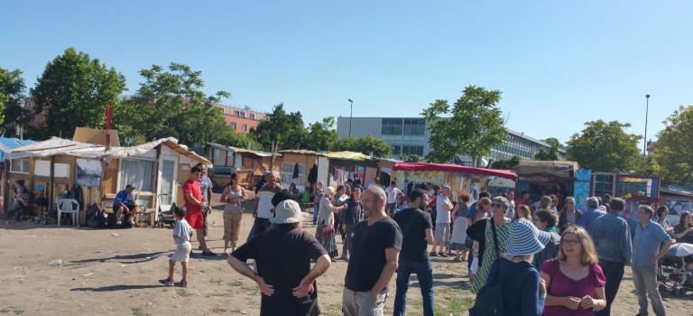 Les maires PCF disent oui à l'accueil des réfugiés mais réclament de même pour les Roms