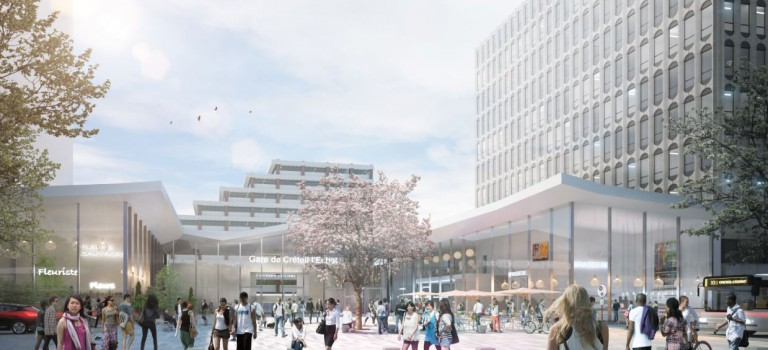 Christian Favier réclame 35% de logement social autour des futures gares