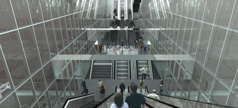Futurs métros et tramways: calendrier en Ile-de-France