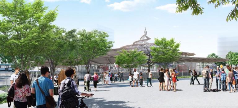 La future université qui fait bouger les lignes dans l'Est parisien