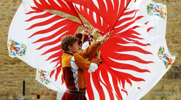 Fête médiévale avec spectacle nocturne à Nogent-sur-Marne