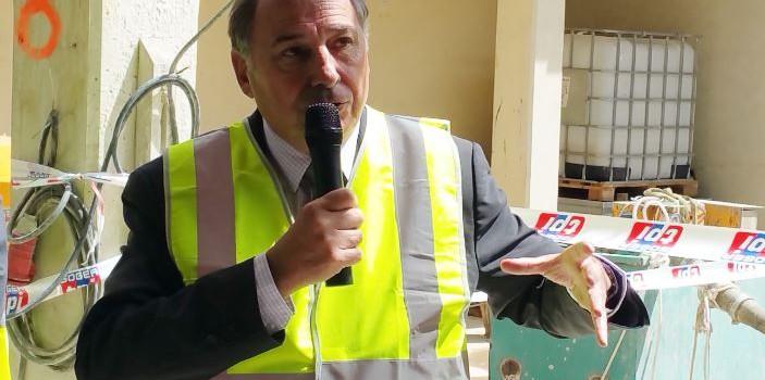 Grand Paris Express: J-Y Le Bouillonnec défend le calendrier initial