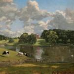 John Constable Wivenhoe Park, Essex 1816