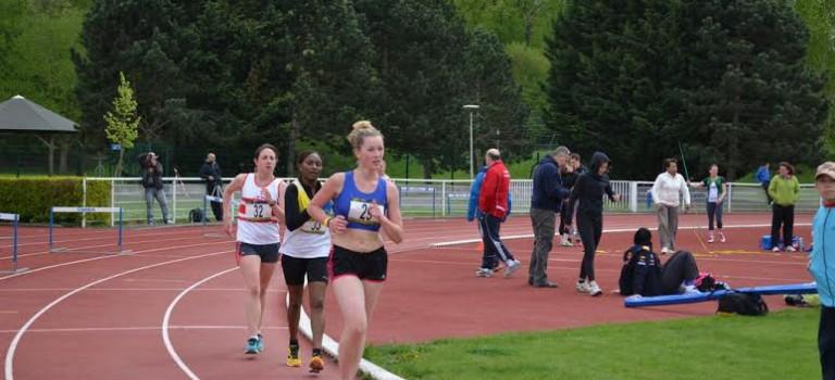 Championnats de marche d'Île-de-France à Nogent-sur-Marne