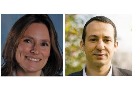 Marie Leclerc Bruant et Mehdy Belabbas nouveaux secrétaires d'EELV Val-de-Marne