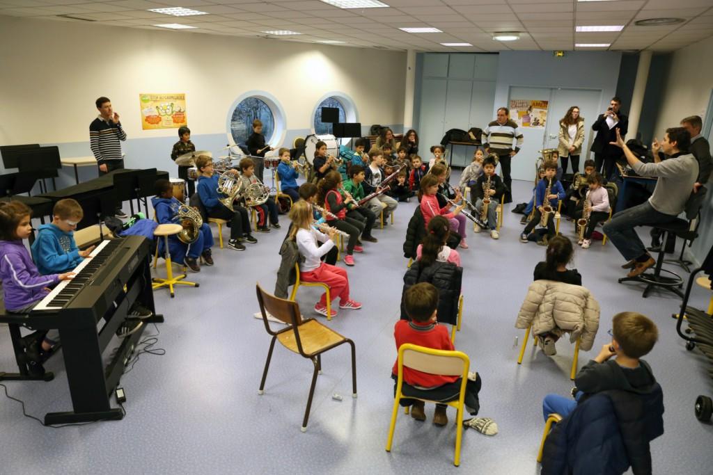 Orchestre vents Rungis credit ville  de Rungis