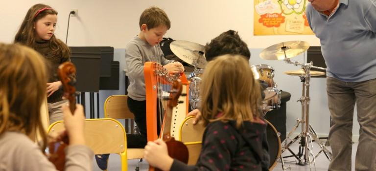 Rythmes scolaires : les élèves de Rungis font l'orchestre à l'école