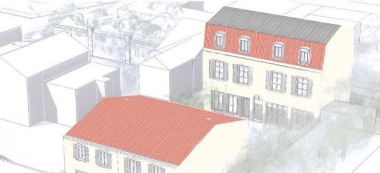 Habitat et humanisme lance sept logements sociaux à Fresnes