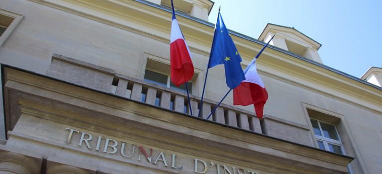 Le Tribunal d'instance de Sucy-en-Brie inauguré