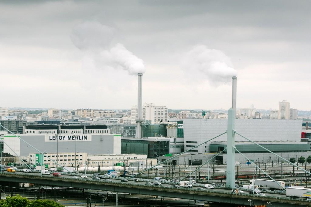 Usine incineration Ivry credit photo Mathieu Genon