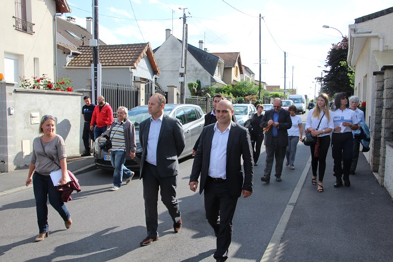 visite-quartier-élus-bonneuil-juin-2015