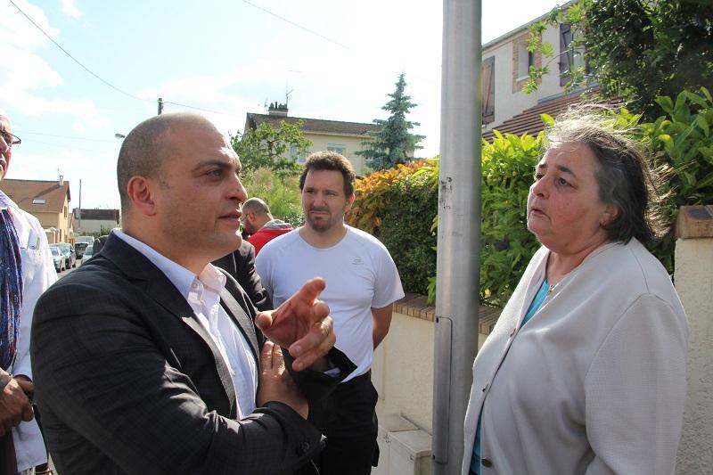 visite-quartier-habitant-élus-bonneuil-juin-2015