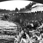 Baignade Seine 1945 source Gallica