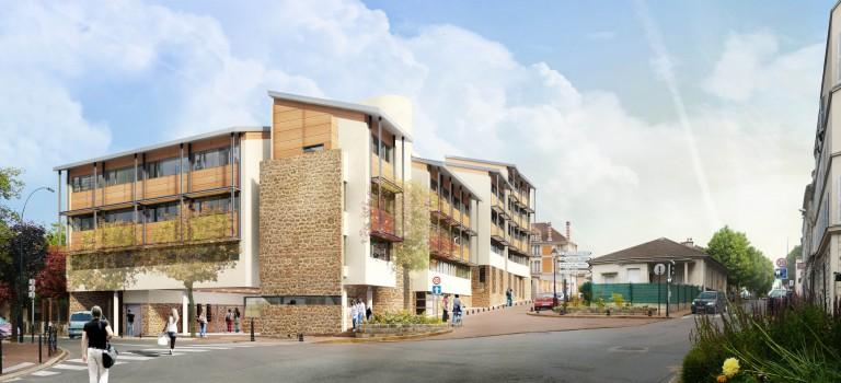 Portes ouvertes à la nouvelle résidence étudiante de Saint-Maur-des-Fossés
