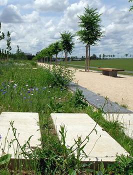 Balade urbaine dans les parcs de Valenton