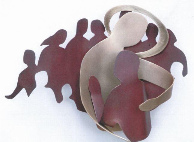 sculpture-crédit-Diocèse-de-Créteil
