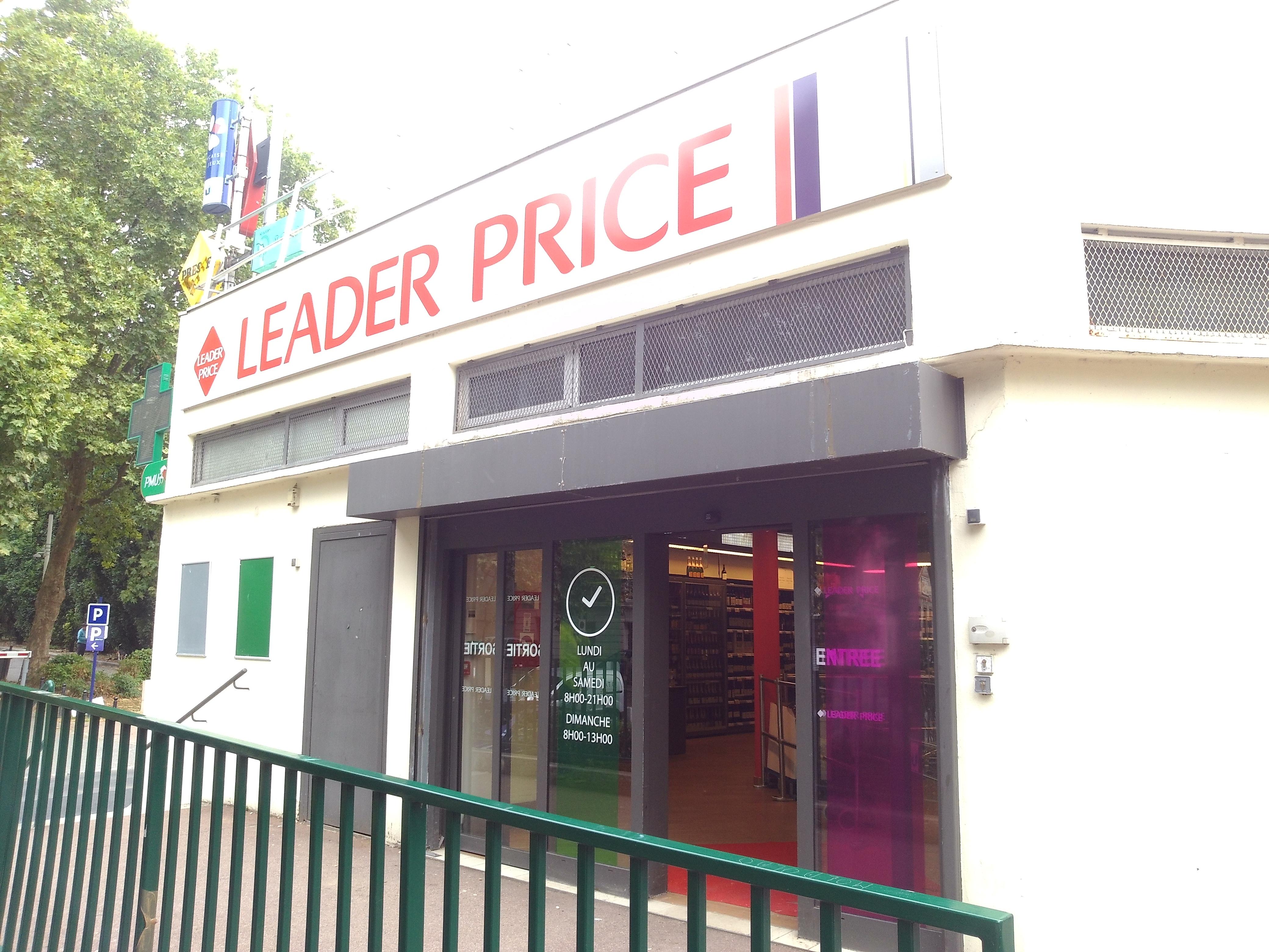Leader Price Gentilly