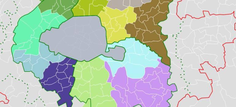 Grand Paris : douze territoires en quête de légitimité
