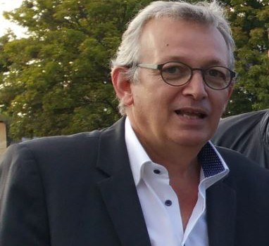 Pierre Laurent en campagne pour Mélenchon dans le Val-de-Marne