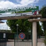 Stade Jean Pierre Garchery Joinville le Pont