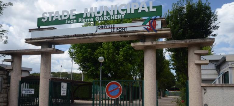 Joinville-le-Pont conserve le stade Garchery et promet 9 millions € de travaux