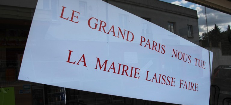 Indemnisations liées au Grand Paris Express : les commerçants s'impatientent
