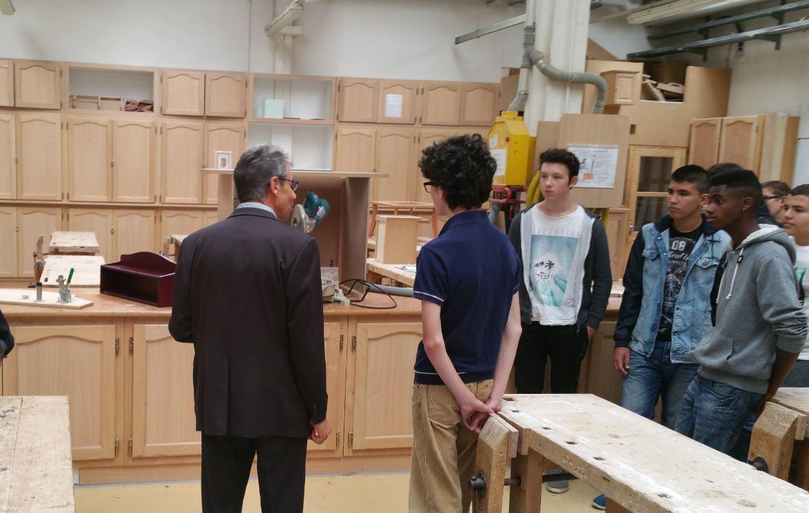 atelier bois francois mansart