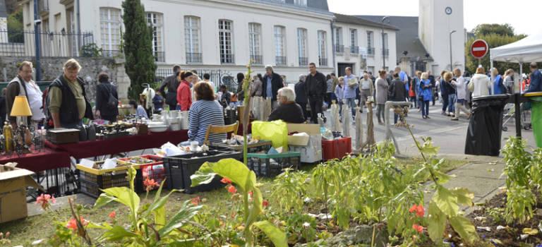 Brocante et vide-greniers les 26 et 27 septembre en Val-de-Marne