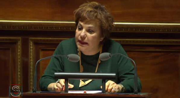 Esther Benbassa fait voter une résolution sur les déplacés environnementaux