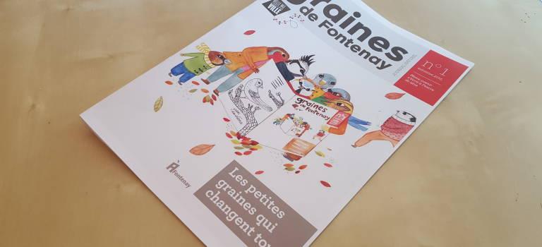 Fontenay lance un supplément nature à son magazine municipal
