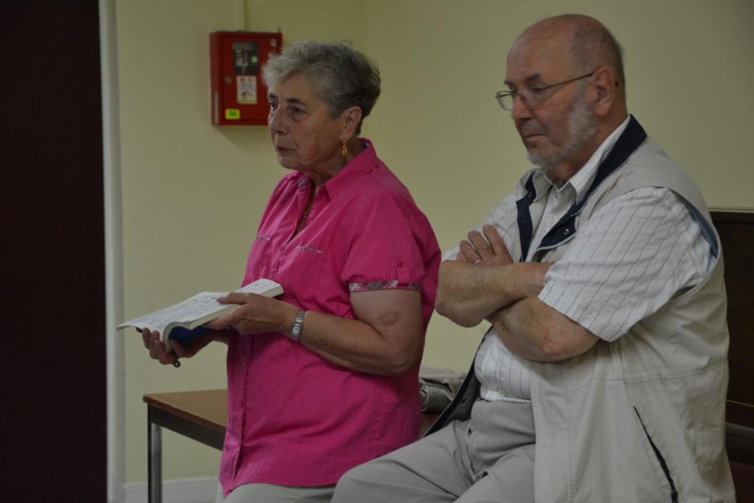 Mario et Marie-Thérèse Jurcovich