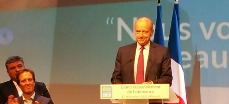 Déjà une quinzaine de comités de soutien Alain Juppé dans le Val-de-Marne