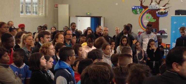 Ordival lance sa quatrième année au collège Chérioux