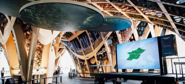 Le transfert du pavillon français de l'expo de Milan à Rungis étudié début novembre