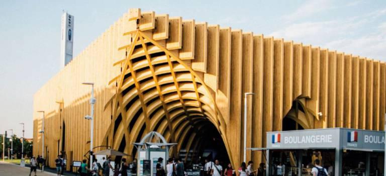 Le pavillon français de Milan atterrira-t-il à la cité de la gastronomie Paris-Rungis?