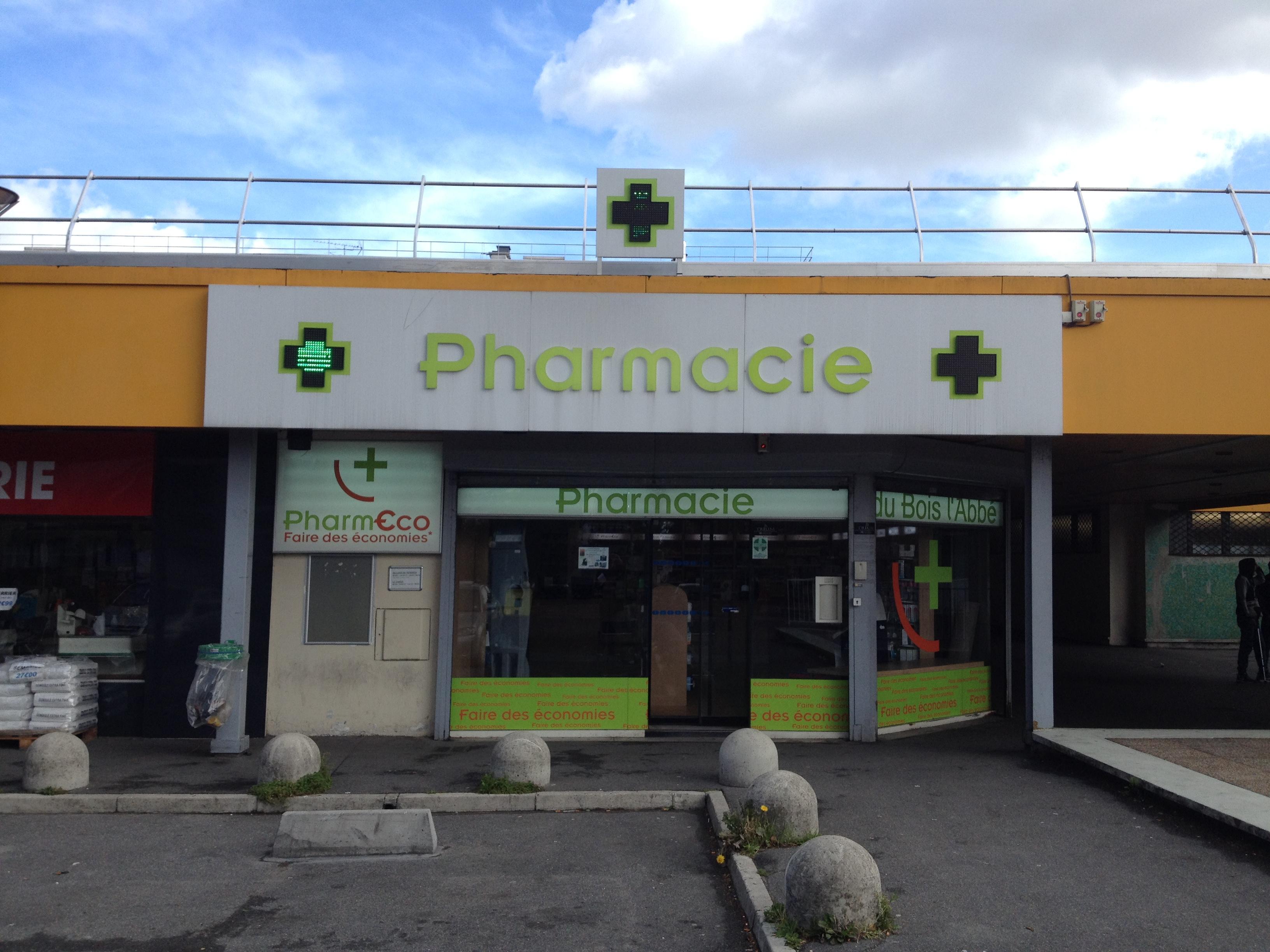 Pharmacie Bois l'Abbé