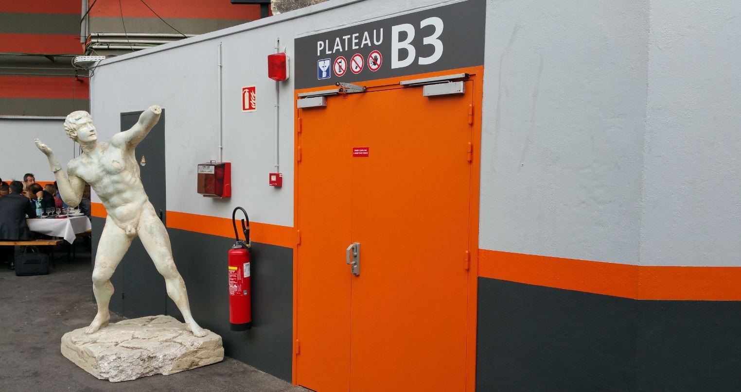 plateau b3 studios de bry