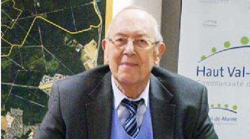 Disparition de René Dessert, l'ancien  maire PS de Noiseau