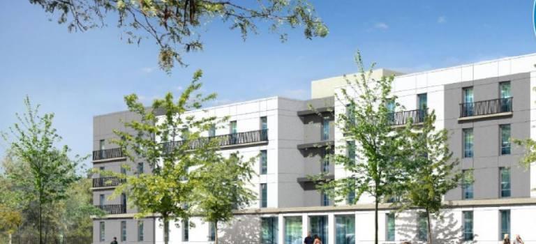231 logements étudiants à Valenton