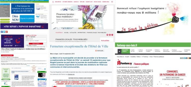 Les villes du Val-de-Marne réclament «leurs millions»