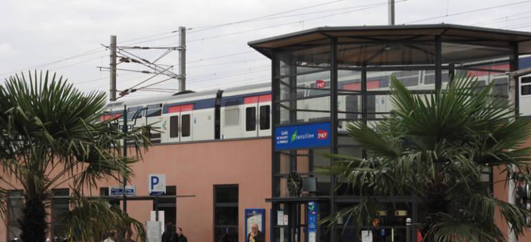 Interruption du trafic suite à un suicide en gare de Nogent – Le Perreux