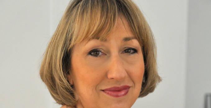 Marie-Anne Montchamp vient soutenir Macron à Maisons-Alfort