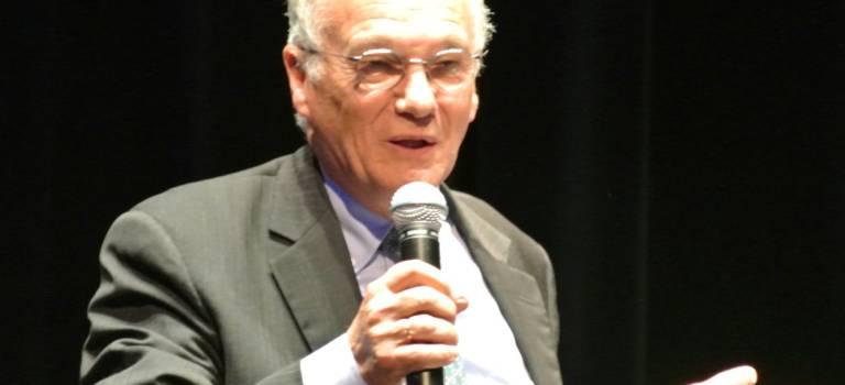 Au Perreux-sur-Marne, Gilles Carrez va céder son écharpe de maire à Christel Royer