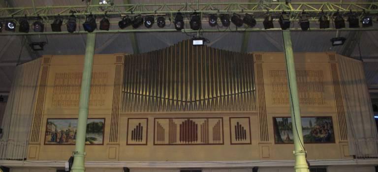 Les mystères de l'orgue de cinéma du Pavillon Baltard dévoilés