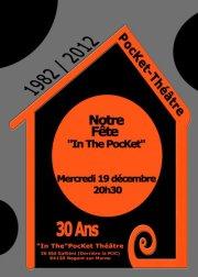 Le Pocket Théâtre fête ses 30 ans!