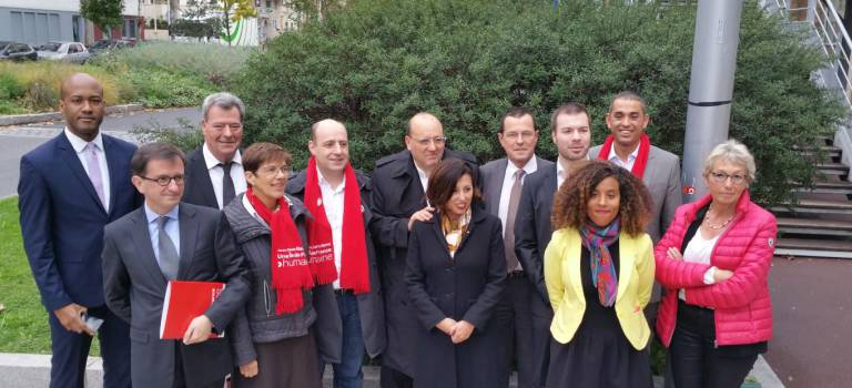 Liste PS-PRG-MRC-UDE Val-de-Marne aux élections régionales Ile-de-France 2015